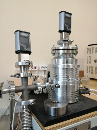 Комплекс вакуумный турбомолекулярный КВТ-50